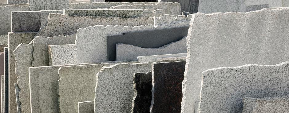 Materiały - kamień